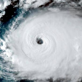 Ouragan Dorian - suivi d'une catastrophe aux Bahamas