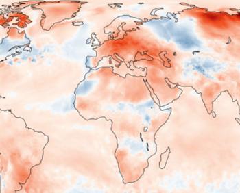 Juin 2019 : chaleur record à l'échelle Européenne et mondiale !